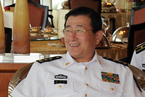 东海舰队司令员苏支前任东部战区海军司令员