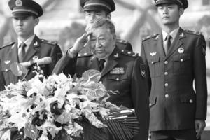 著名艺术家阎肃逝世 享年86岁