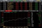 今日收盘:低开高走消化外盘利空 猴年首个交易日沪指收跌0.63%