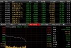 今日午盘:沪指调整加剧跌逾3% 创业板指急跌5%