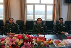 王长河中将专任武警部队纪委书记