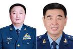 庄可柱、刘绍亮分别履新中部战区空军司令员政委