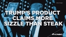 """特朗普展示商业成绩却被指""""忽悠"""""""