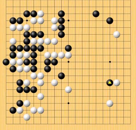 阿尔法围棋输在哪里?