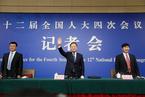 """交通部部长杨传堂等就""""深化出租汽车改革与发展""""答记者问"""
