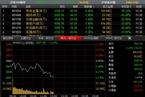 今日午盘:权重股砸盘领跌 沪指低开低走跌逾1%