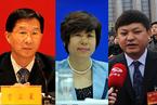 三名民主党派中央常委上调国务院部门