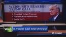 分析人士:特朗普若当选总统美股将腰斩