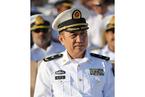 袁誉柏履新北部战区副司令员兼战区海军司令员