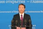乌鲁木齐市委书记朱海仑兼任新疆自治区党委副书记