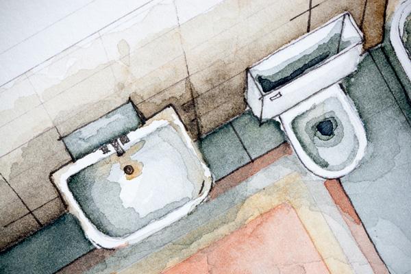 厕所偷窥经历小说_印度农村何以厕所难普及?