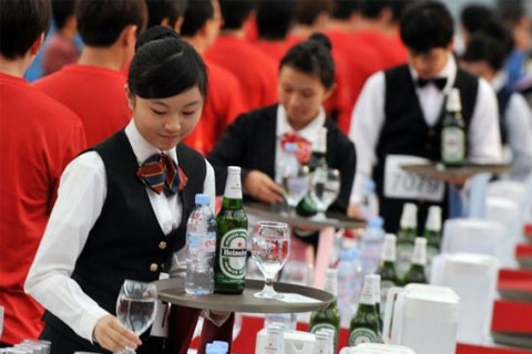China Private Sector Growth At 11-Month High