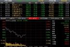 今日午盘:军工股领跌 沪指俯冲后回升跌近1%