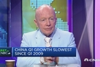 Mark Mobius:基建投资让我看好中国经济前景
