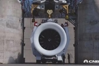 全球最大航空发动机首次测试