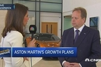 阿斯顿马丁CEO:如何在2018年重回盈利