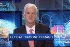 美国钻石销售额创下新纪录