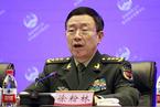 徐粉林上将任军委联合参谋部副参谋长