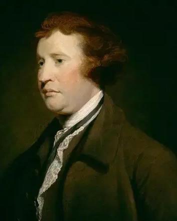 柏克,经常被视为英美保守主义的奠基者。