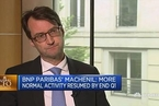 法巴CFO谈财报:不利因素仍为疲弱的市场环境
