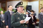 李书章中将转任军委后勤保障部副部长