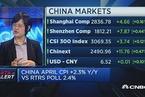 摩根大通:中国4月CPI数据表现良好