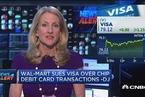 不满支付规则 沃尔玛起诉VISA