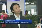 CES现场:京东的配送无人机和智能生态