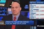 电商冲击美国零售业 梅西百货业绩低迷