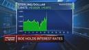 英国央行维持利率不变 警告退欧风险