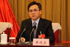 接替杜宇新 黄建盛任黑龙江省政协党组书记