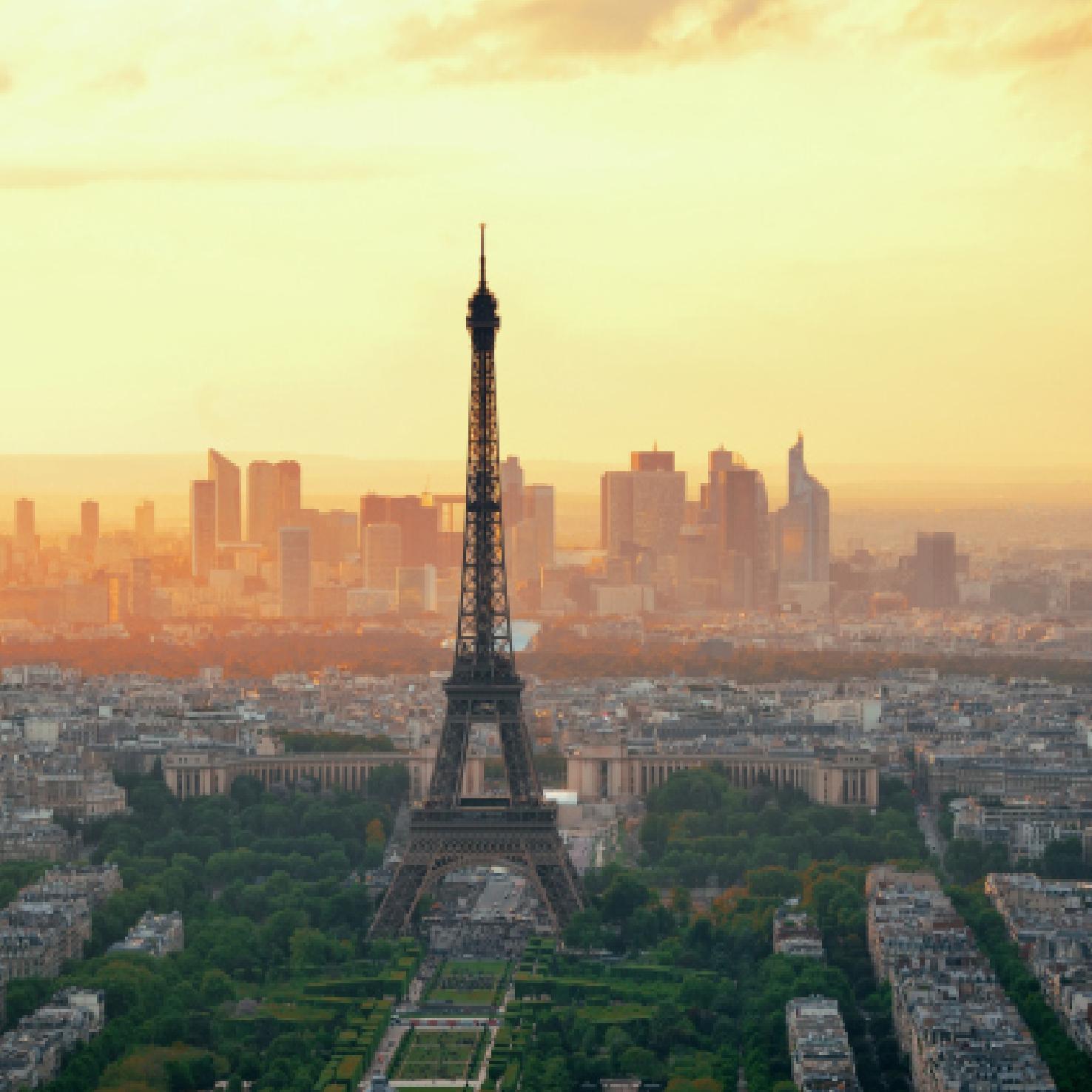 """巴黎:""""商务旅游之都""""经验分享"""