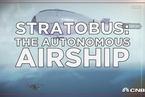 Stratobus:进入平流层的无人机