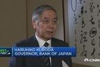 专访黑田东彦:宽松货币政策、日本经济与负利率