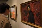 油画家闻立鹏:艺术家首先应是一个大写的人