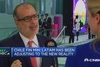 智利财长:已做好准备应对美联储加息