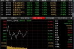 今日午盘:沪指震荡微跌 创业板指上涨0.44%
