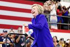 希拉里正式成为美国民主党总统候选人