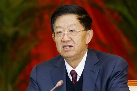 金道铭被判无期 副省级以上贪腐过亿的有七宗