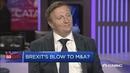 退欧公投削弱了英国企业并购活动