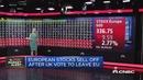 国际股市:英国选择脱欧 欧股开盘暴跌