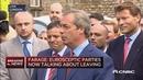 英国独立党领袖:其他欧盟国家也会开始谈论脱欧