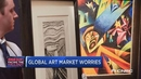 英镑走低影响伦敦艺术品拍卖