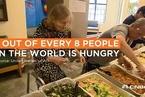 硅谷的食物慈善机构