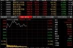 今日午盘:PMI下滑超预期 A股欲振乏力微涨