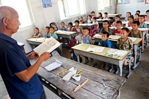 教育现状_中国农村教育现状考_中国改革频道_财新网
