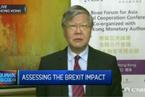 沈联涛:全球银行体系能承受英国退欧风险