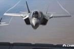"""""""漏洞百出""""的F-35战机飞赴英国参加范堡罗航展"""