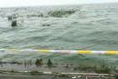 【直播回放】台风尼伯特将至 无锡宜兴太湖沿岸启动防范预案