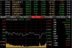 今日收盘:计算机领涨 沪指震荡下跌0.22%